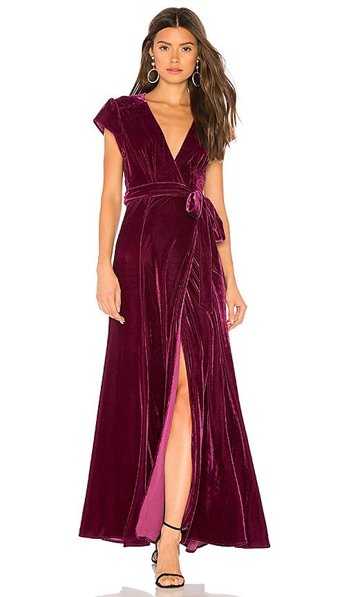 Sid Wrap Dress
