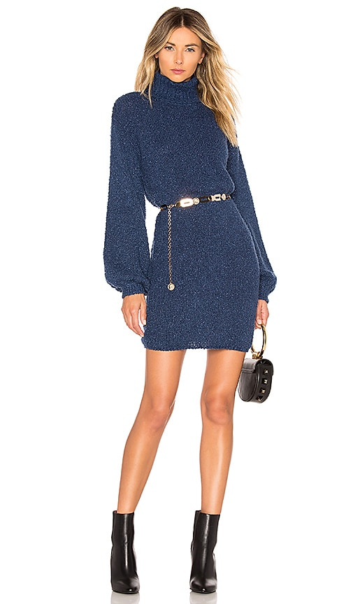 Diamond Sweater Dress
