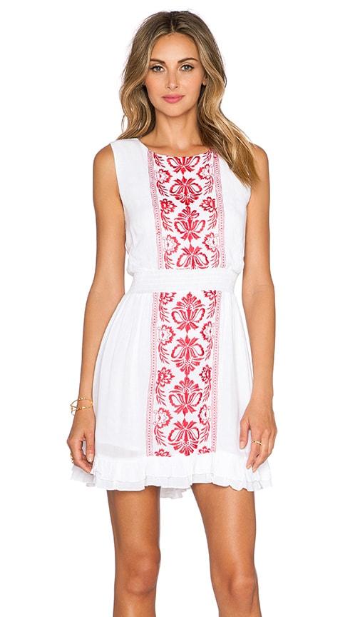 94da8aacad58f Tularosa Gemma Dress in White | REVOLVE