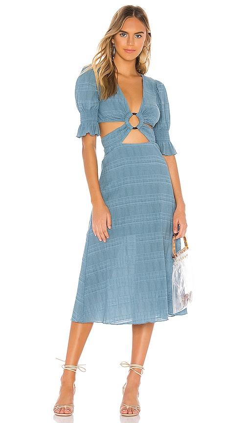 Nanette Midi Dress