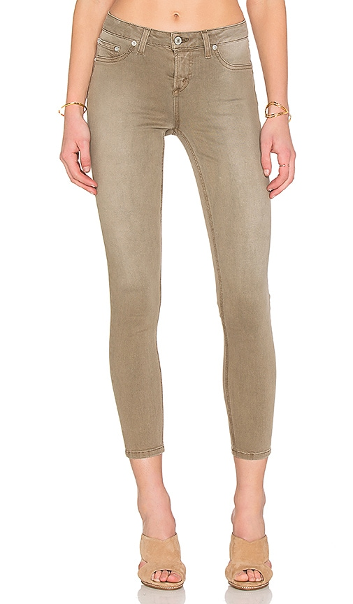 Tularosa Crissi Skinny Jean in Olive