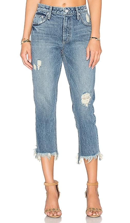 Tularosa x REVOLVE Hailey Straight Leg Jean in Marbella