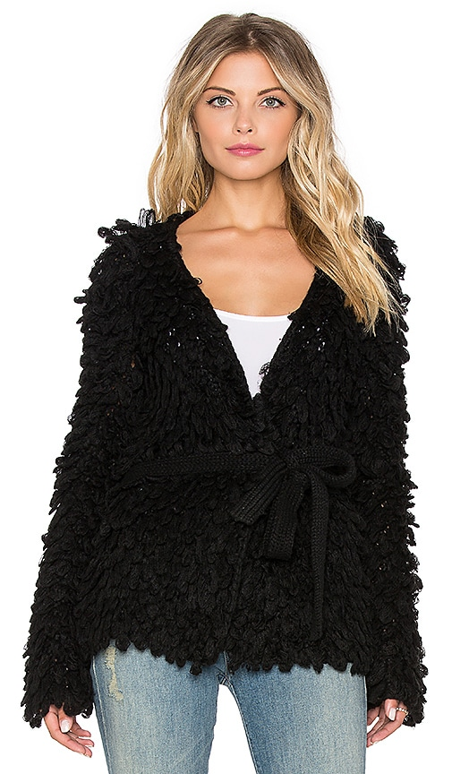 Tularosa Drew Jacket in Black