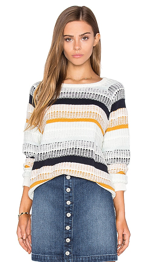 Tularosa Cheyenne Knit Pullover in Cream