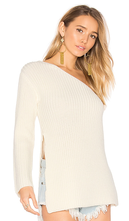 Tularosa Jackson Sweater in Cream