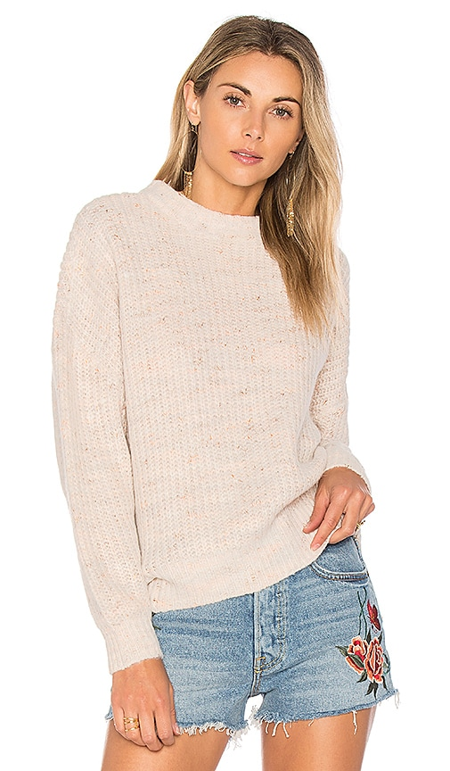 Tularosa x REVOLVE Willoughby Pullover in Ivory