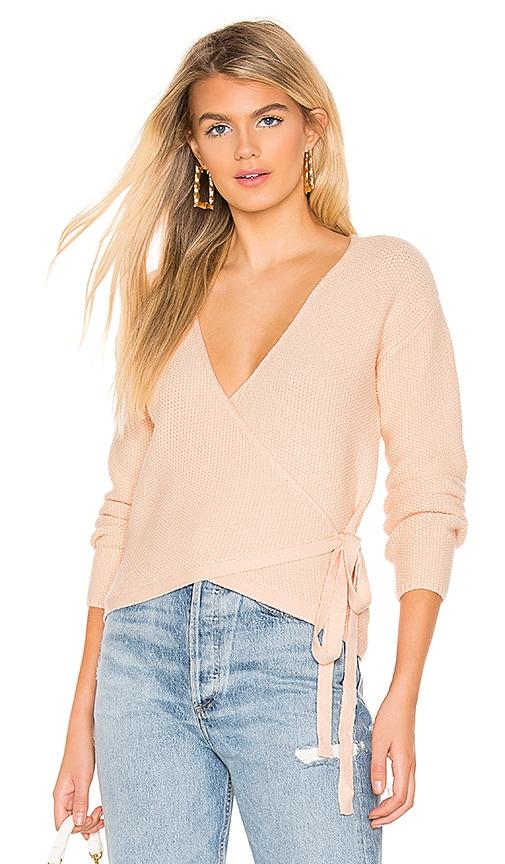 Destiny Wrap Sweater