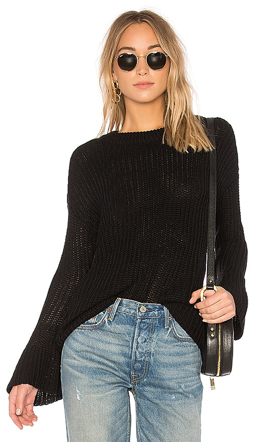 Tularosa x REVOLVE Summit Sweater in Black
