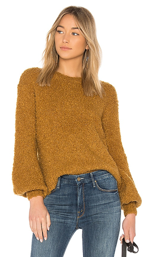 Tularosa x REVOLVE Isabelle Sweater in Tan