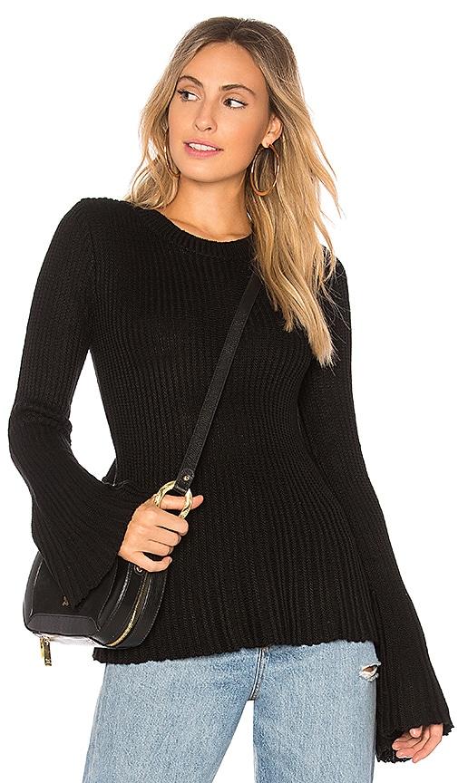 Tularosa Courage Sweater in Black