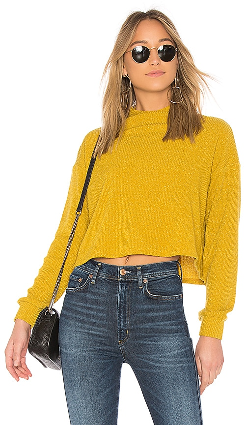 Tularosa Blaine Sweater in Yellow