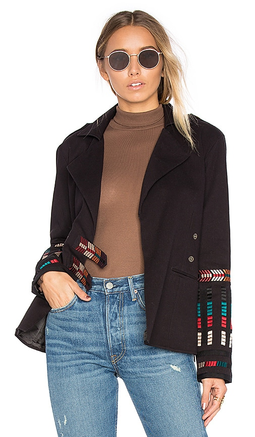 Tularosa x REVOLVE Claude Jacket in Black
