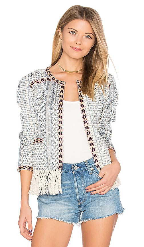 Tularosa Santa Fe Jacket in Blue