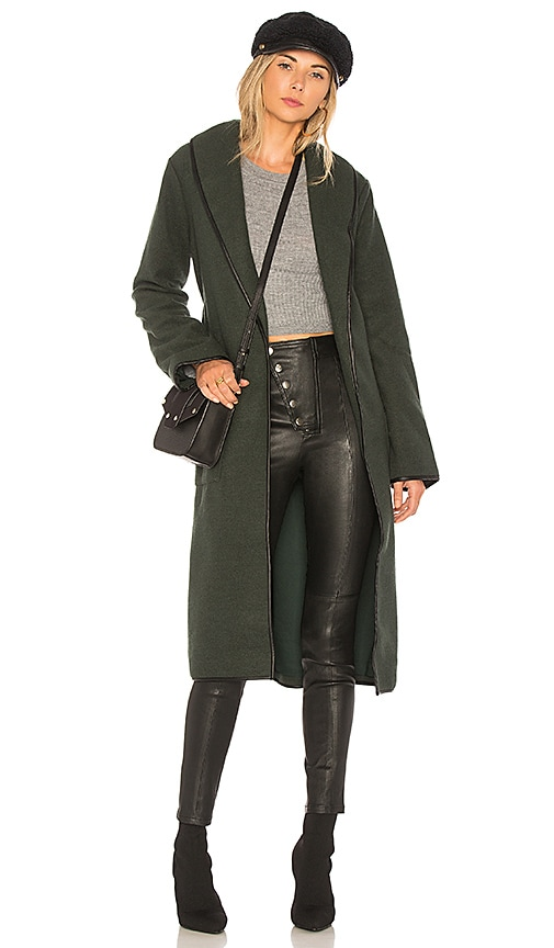 Tularosa Nadia Coat in Green