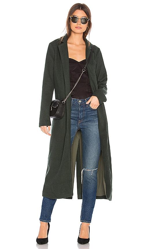 Tularosa Lauren Coat in Olive