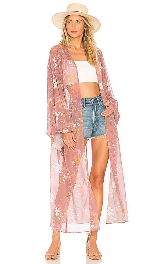 Tularosa Prima Kimono in Mauve