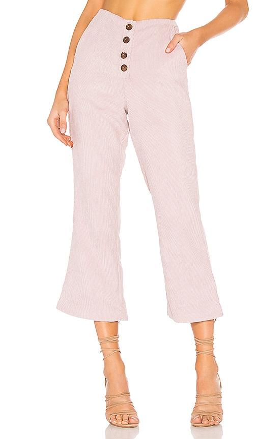 Rachel Button Front Pant