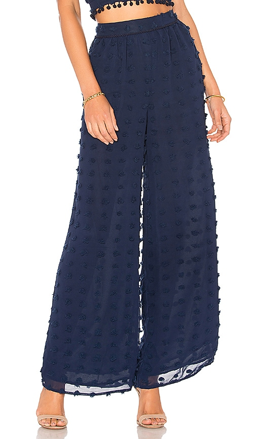 Tularosa Carly Pant in Navy