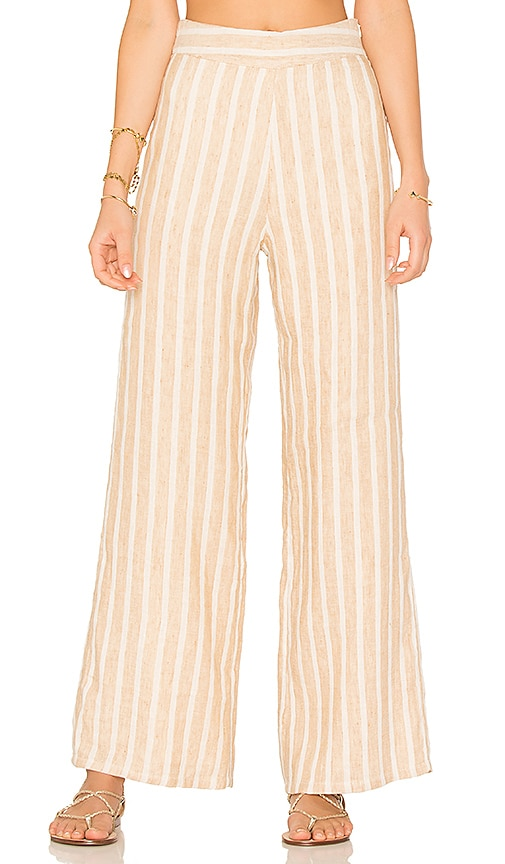 Tularosa x REVOLVE Marley Pants in Beige