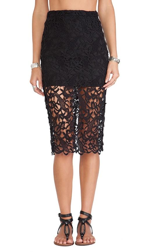 Free Midi Skirt