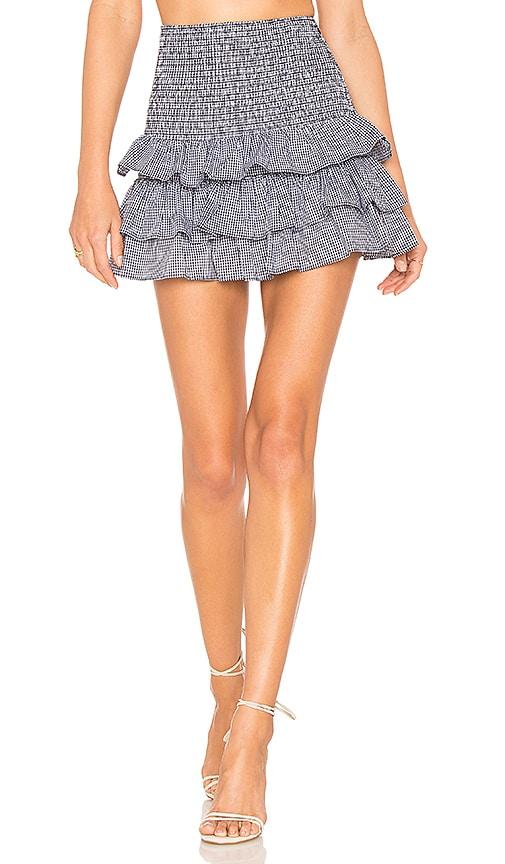 Tularosa Drea Skirt in Blue