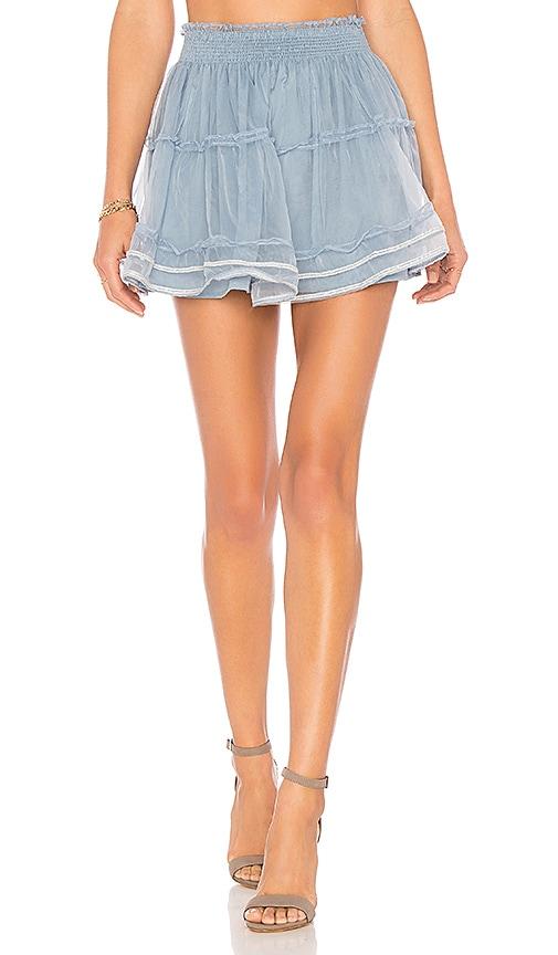Tularosa Delany Skirt in Blue