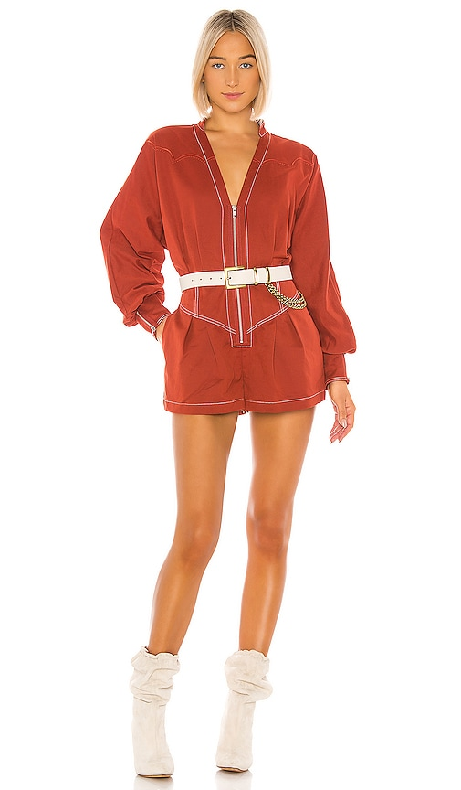 The Jhene Romper