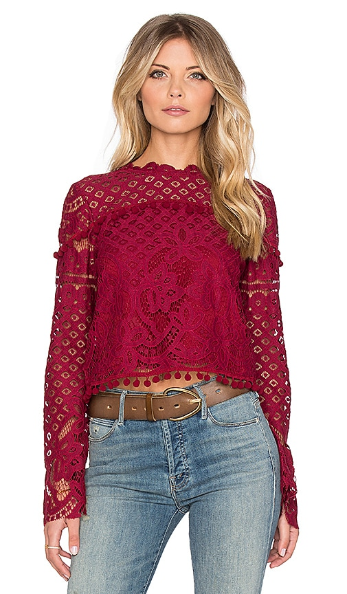 x REVOLVE Holly Top