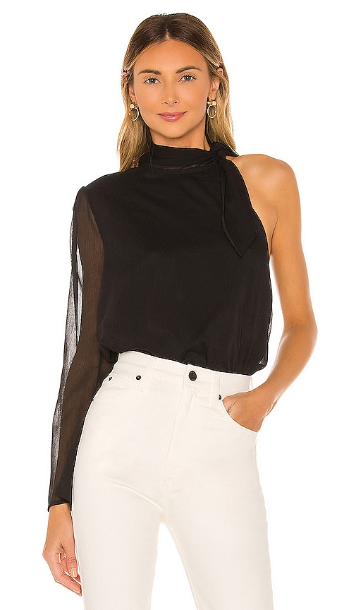 Tularosa Chloe Top in Black