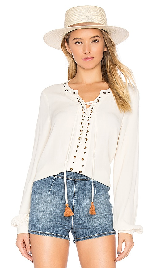 Tularosa x REVOLVE Rosario Top in Cream