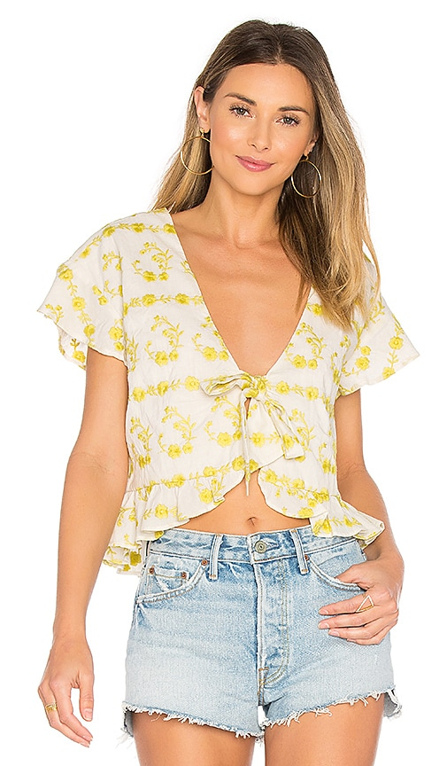 Womens Floral Blouse | REVOLVE