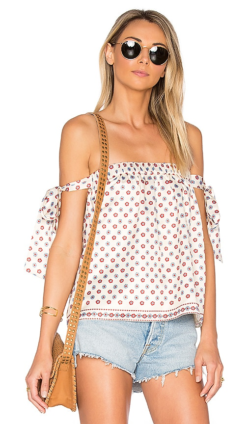 Tularosa Perry Top in Ivory