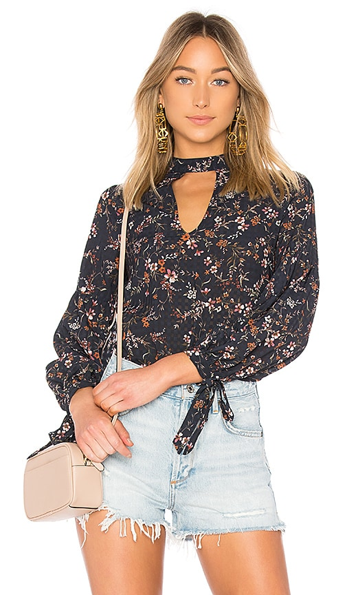 Tularosa Eli Blouse in Black