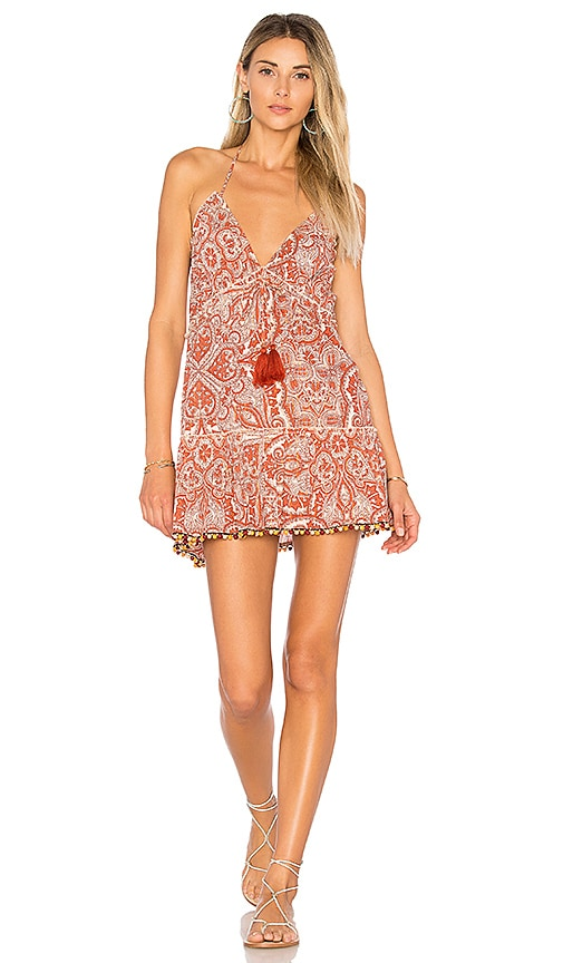 Tularosa x REVOLVE Lori Dress in Red