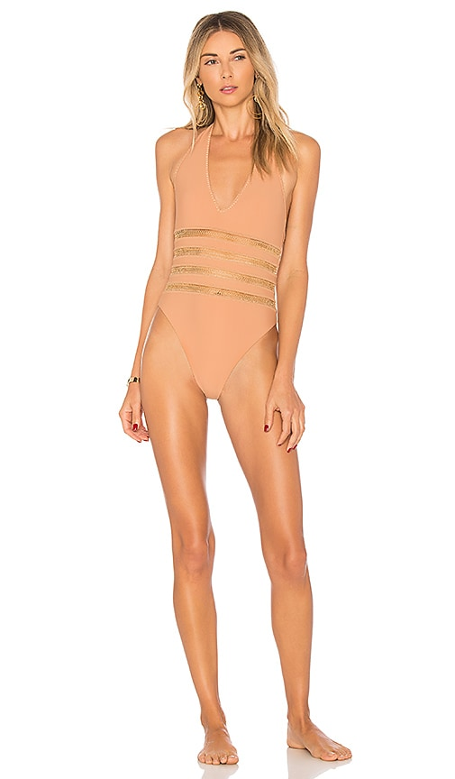 Tularosa Ophelia One Piece in Tan