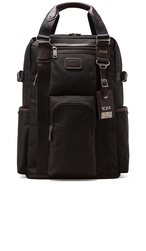 Alpha Bravo Ballistic Nylon Lejeune Backpack Tote
