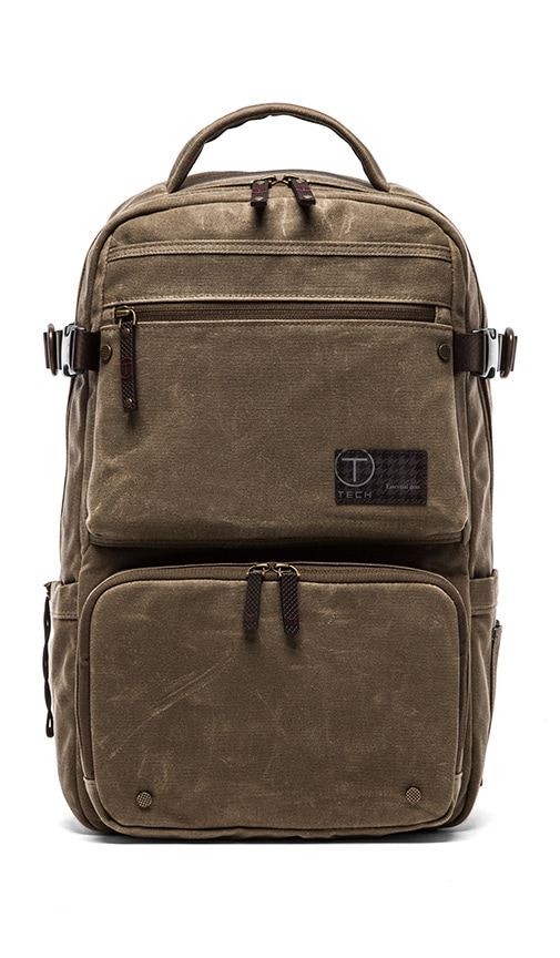 T-Tech Melville Zip Top Brief Pack