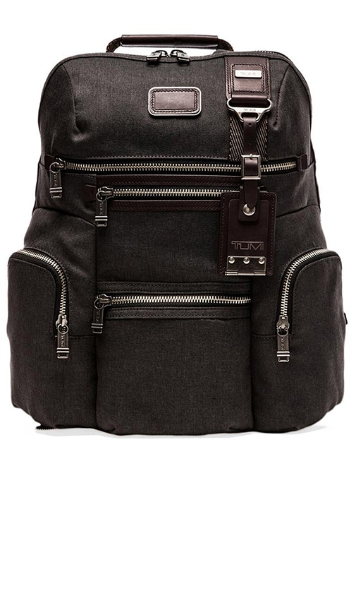Alpha Bravo Ballistic Nylon Knox Backpack