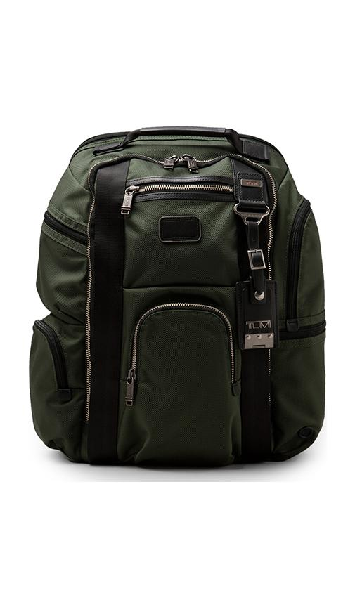 Alpha Bravo Ballistic Nylon Kingsville Deluxe Brief Pack