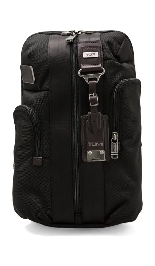 Alpha Bravo Monterey Sling Backpack