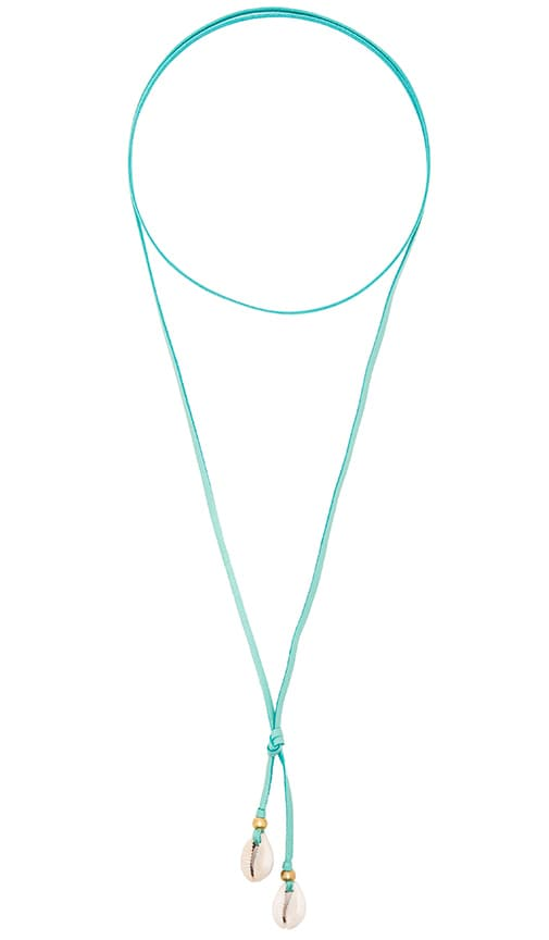 Cove Lariat Necklace