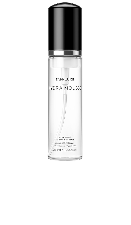 Hydra-Mousse Hydrating Self-Tan Mousse