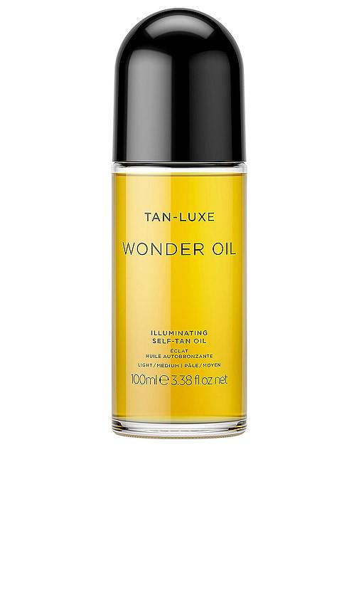 Wonder Oil Illuminating Self-Tan Oil - Light/Medium
