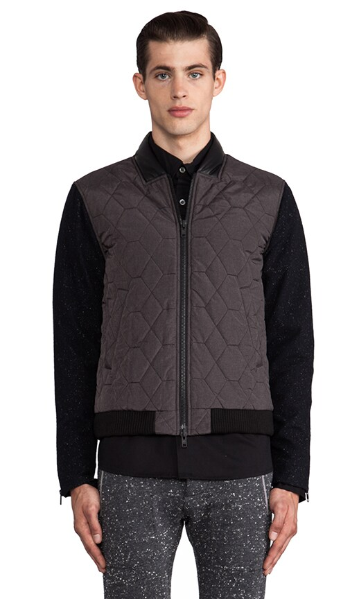 Carlos Quilted Bomber