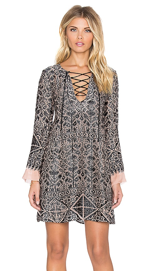 Nomad Babydoll Dress
