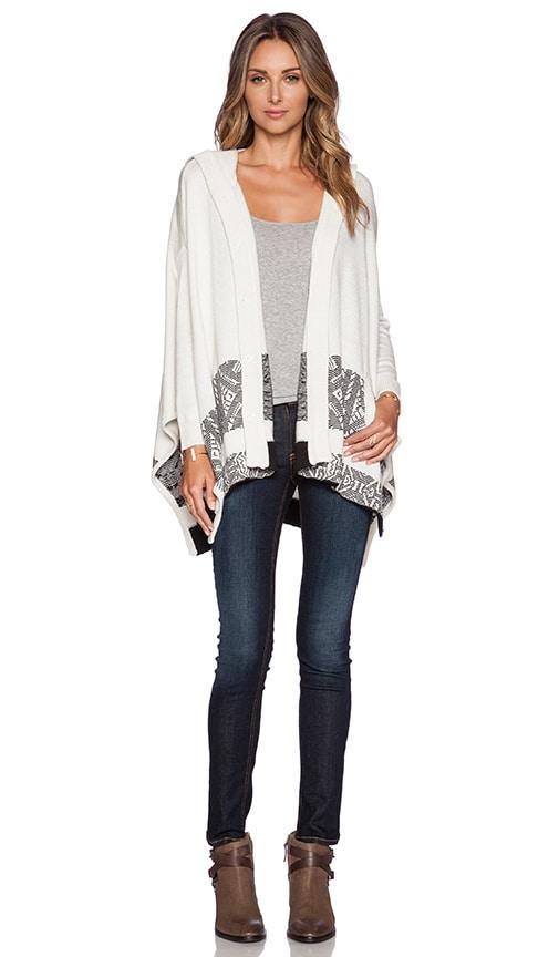 Hoodedblanket Sweater