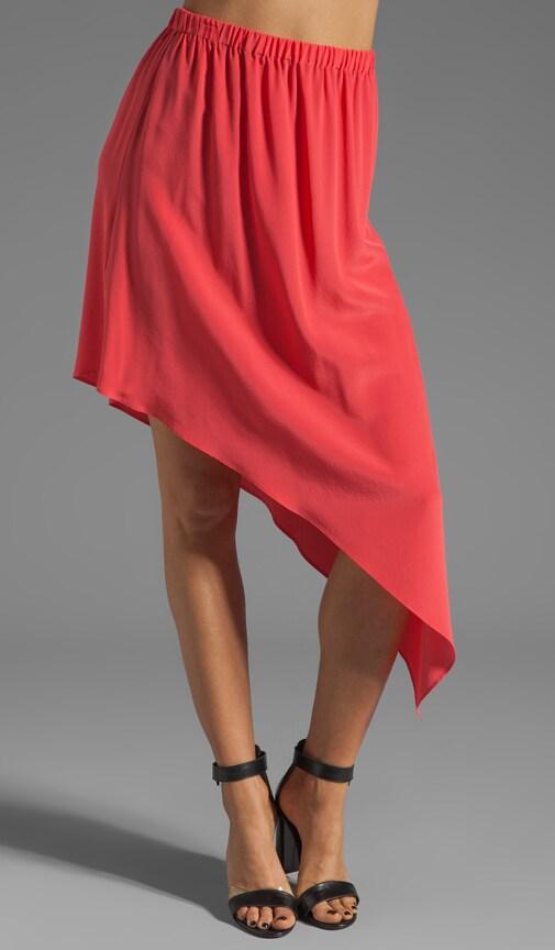 Reversible Asymetrical Skirt