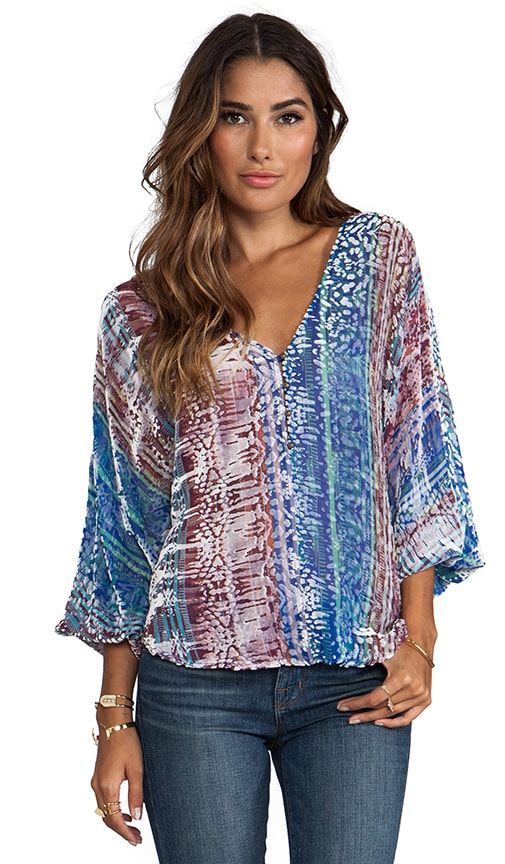 Chelsea Morning Dolman Blouse
