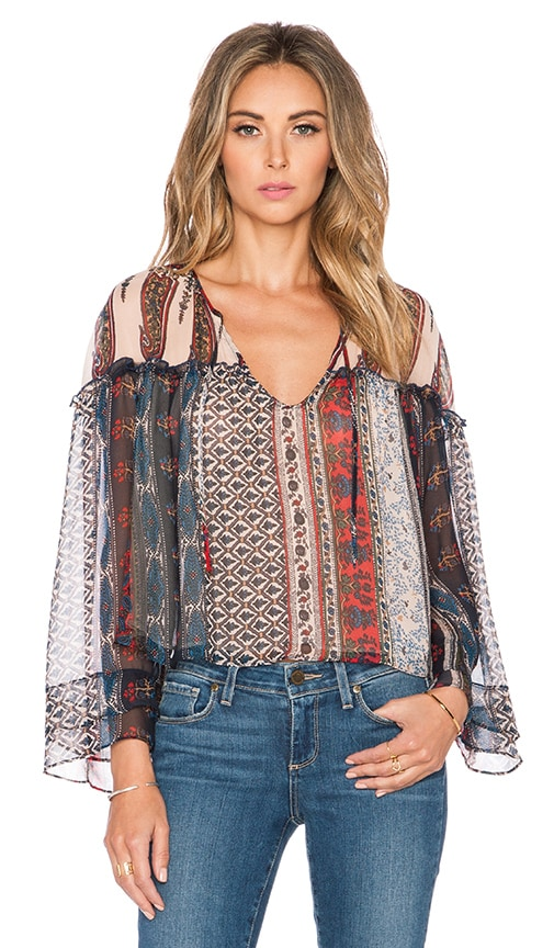 Flair Blouse