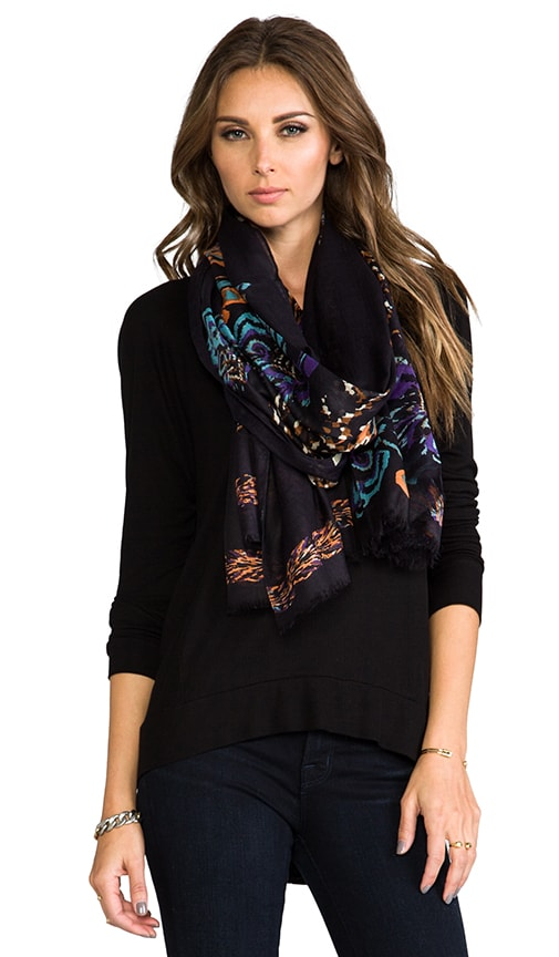 We Shall See Chevy Blossom Scarf